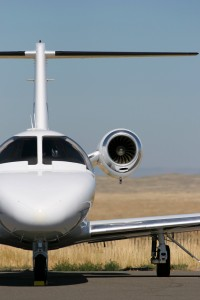 private jet